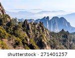 mount huangshan | Shutterstock . vector #271401257
