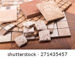 tiles for floors and walls made ... | Shutterstock . vector #271435457