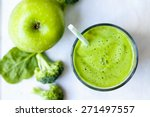 Green Juice With Broccoli ...