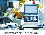 Industrial Equipment Of Cnc...