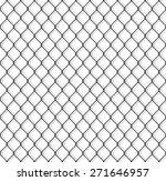 white seamless texture.... | Shutterstock .eps vector #271646957