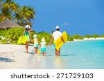 family vacation | Shutterstock . vector #271729103