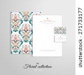 vector identity templates.... | Shutterstock .eps vector #271733177