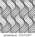 abstract geometrical pattern.... | Shutterstock .eps vector #271771577