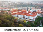 Strahov Monastery In Prague ...