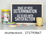 motivational quote phrase note...   Shutterstock . vector #271793867