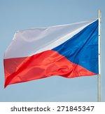Flag Of Czech Republic   Czech...