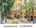 haifa  israel   april 22  2015  ... | Shutterstock . vector #271856093