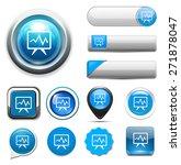 graph icon | Shutterstock . vector #271878047