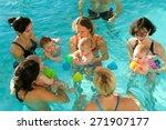 lugano  switzerland   12... | Shutterstock . vector #271907177