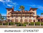 Historic Flagler College In St...