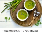 Green Spring Pureed Asparagus...