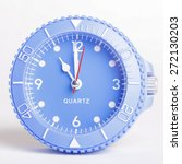 clock at 11 o'clock | Shutterstock . vector #272130203