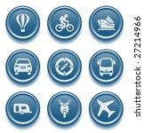 button icon set 20   Shutterstock .eps vector #27214966