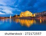 Palma De Mallorca Cathedral Se...