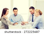 business  technology ... | Shutterstock . vector #272225687