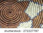 native american indian basket... | Shutterstock . vector #272227787