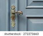 doorhandle | Shutterstock . vector #272273663