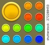 vector modern colorful circle...