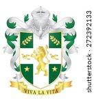 vector heraldic royal crests...   Shutterstock .eps vector #272392133