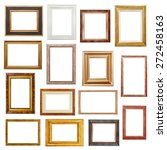 picture frames | Shutterstock . vector #272458163