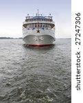 cruise ship | Shutterstock . vector #27247306
