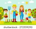 Set Of Pictures  Gardener...
