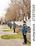 krasnoyarsk  russia   may 9 ... | Shutterstock . vector #272573243