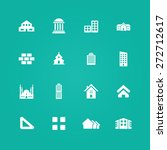 architecture icons universal... | Shutterstock .eps vector #272712617