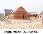 house construction | Shutterstock . vector #272735507