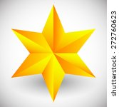 Faceted Star Vector...