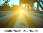 valve and pipeline  close up ... | Shutterstock . vector #272789027