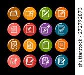 edit document | Shutterstock .eps vector #272792873