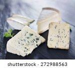 assortment of gourmet artisanal ... | Shutterstock . vector #272988563