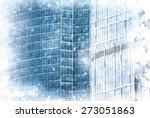 digitally transformed photo of...   Shutterstock .eps vector #273051863