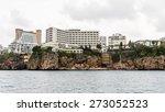 antalya  turkey   apr 19  2015  ... | Shutterstock . vector #273052523