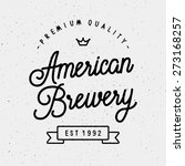 """american brewery"" vintage... 