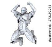 robot | Shutterstock . vector #273192293
