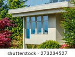 architectural fragment  side of ... | Shutterstock . vector #273234527