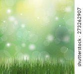 abstract summer background....   Shutterstock . vector #273262907
