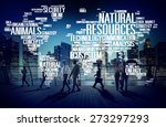 natural resources environmental ... | Shutterstock . vector #273297293