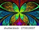 Multicolored Symmetrical...