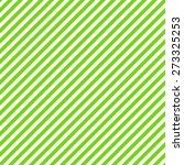 Green And White Diagonal...