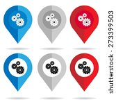Services  Gears Icon  Map...