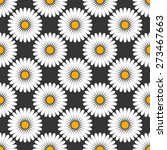 seamless floral pattern with... | Shutterstock .eps vector #273467663