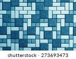 Abstract Tile Texture Background