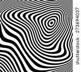 design monochrome ellipse...   Shutterstock .eps vector #273694037