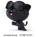 fun cat | Shutterstock . vector #273871157