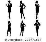 vector illustration of a four... | Shutterstock .eps vector #273971687
