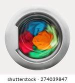 Washing Machine Door With...